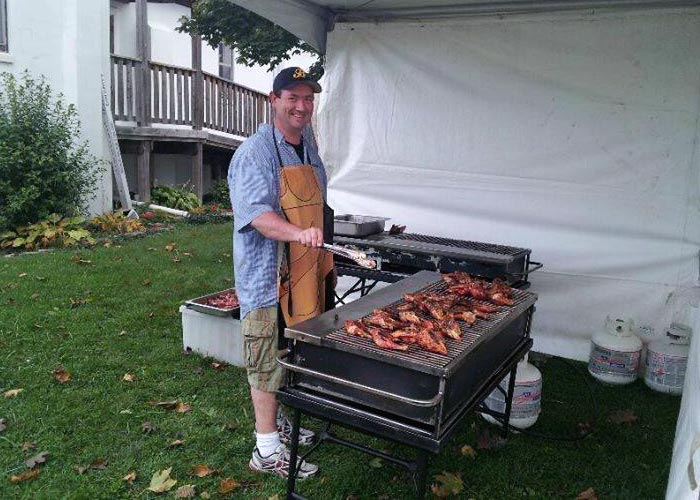 Festival - Barbecue Rental